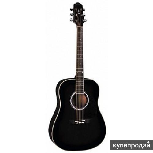 Naranda DG220BK - акустическая гитара