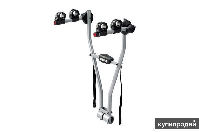 Крепления для перевозки велосипедов на фаркопе Thule Xpress 970