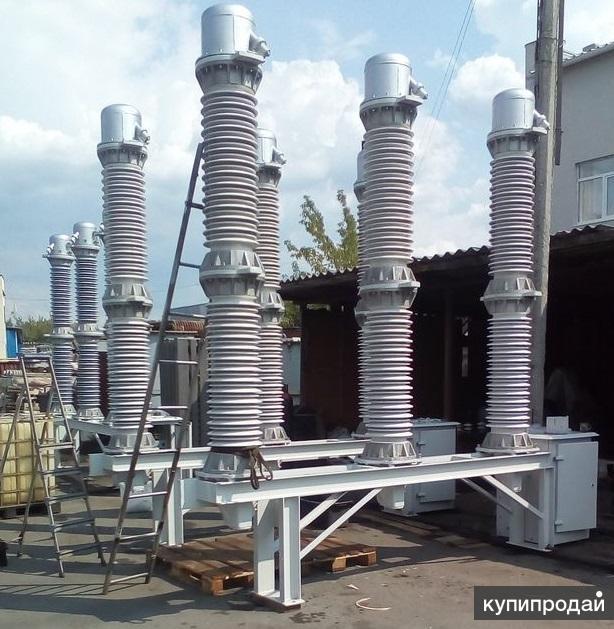 Выключатель ВМТ-110-25/1250, Выключатель ВМТ-110-40/2000,