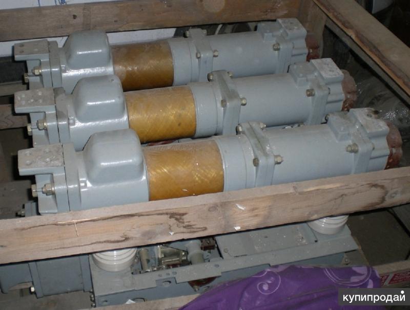Выключатель ВМПЭ-10, Выключатель масляный ВМПЭ-10