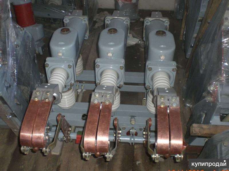 Выключатель ВПМ-10, Выключатель ВПМП-10