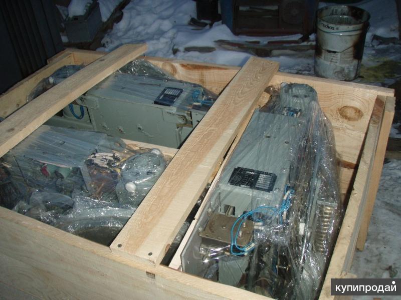 Привод ПП-67 К для выключателя ВПМ-10, ВМГ-10, ВМГ-133, ВМП-10