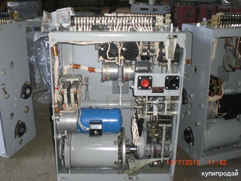 Привод ППО-10 выключателя ВПМП-10