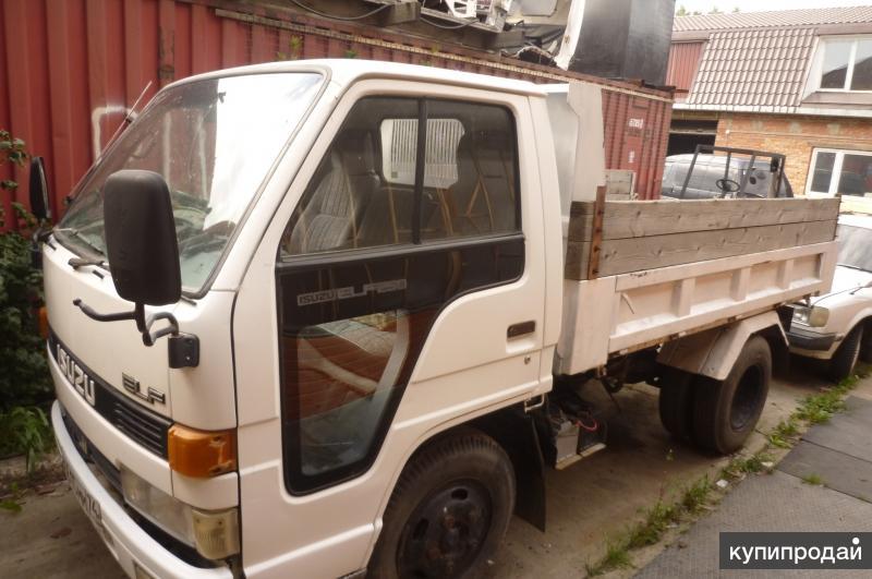 Продажа, Самосвал грузовой Isuzu Elf (Япония)1992