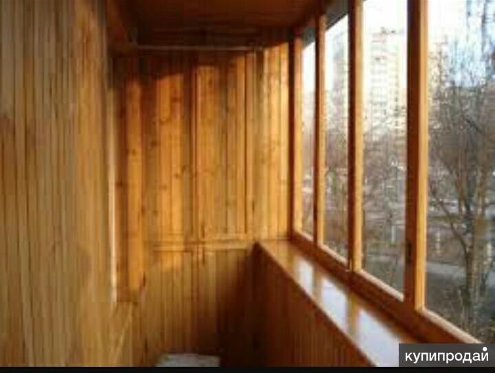 Внутренняя отделка лоджий и балконов нижний новгород.