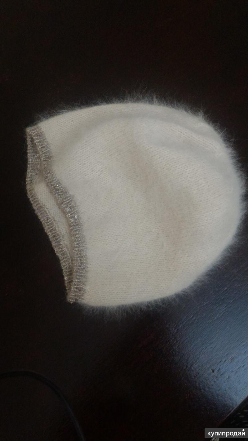 Продам женскую шапку из ангоры