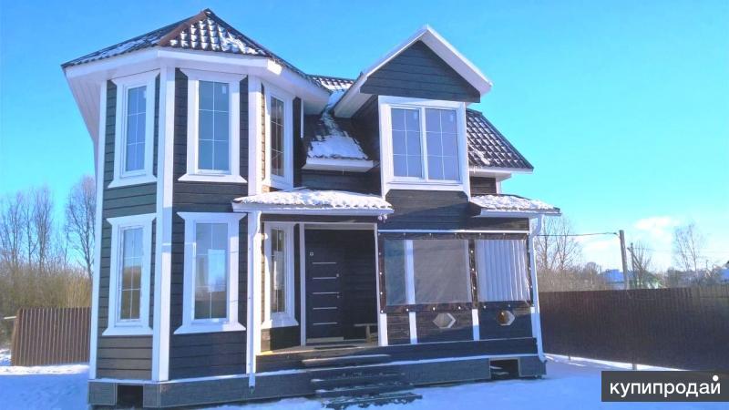 красивый и качественный дом для полноценной жизни
