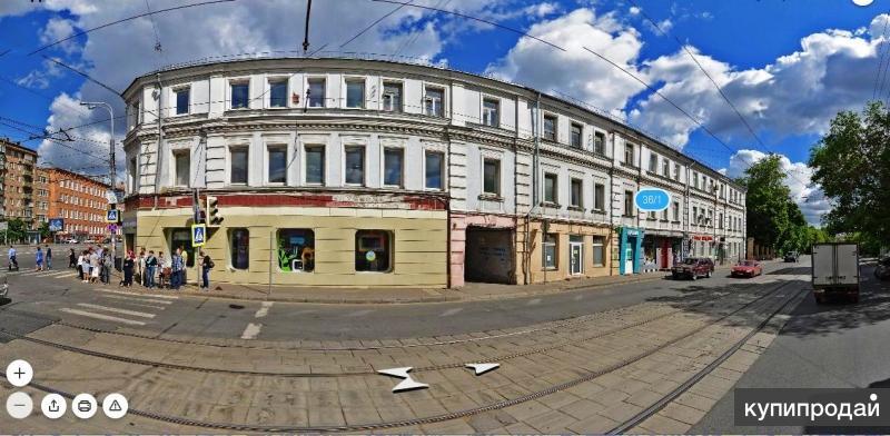 Салон красоты на ул. Новослободская - 81 кв.м