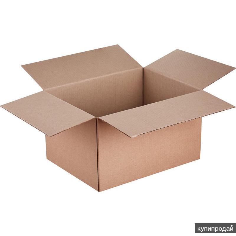 Коробка картонная 600*400*400 (гофрокороб), Т-23