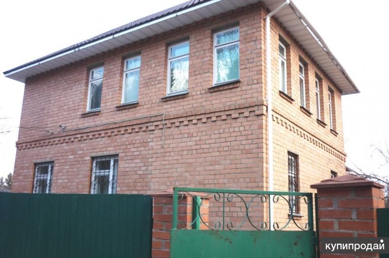2-этаж кирпич дом 100 кв. м.  12 сот зем. уч.Сергиево-Посадский р-н,СНТ Сириус.