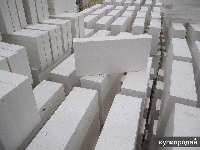 Акция!!! Газосиликатный блок по 2200 руб/куб с доставкой по Москве и области