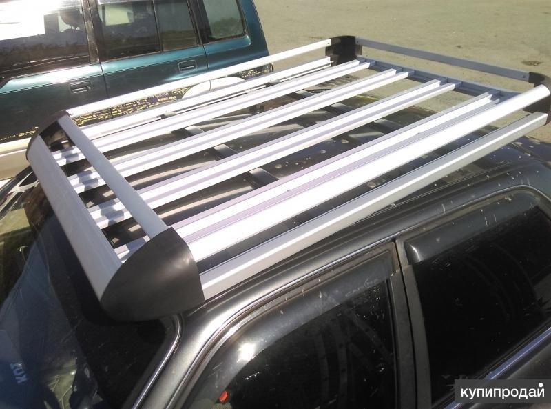 """Багажник +на крышу автомобиля """"Aerorack"""" 140х95"""