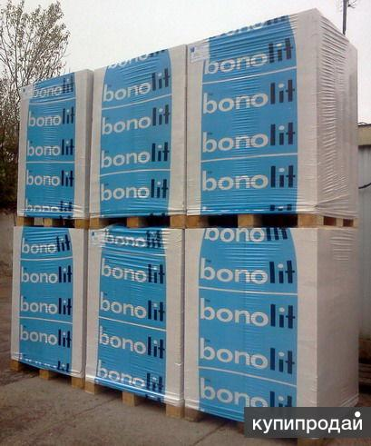 Газобетонные блоки Bonolit от производителя в Чехове