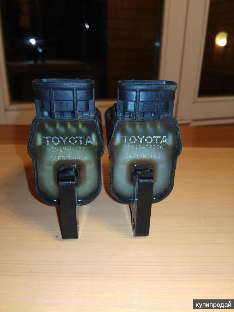 Продажа,Катушки зажигания новые, производитель DENSO JAPAN (оригинал)  на TOYOTA