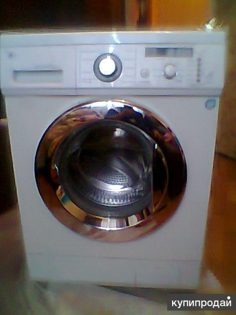 Продам стиральную машинку LG в рабочем состоянии