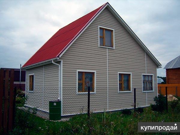 Проекты небольших каркасных домов в Пензе