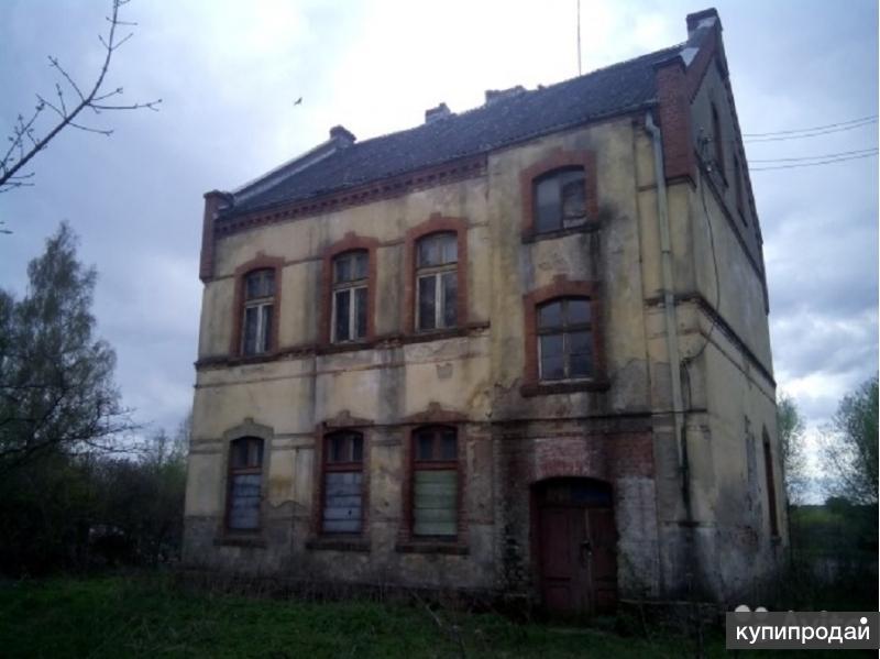 Продам дом Калининградская обл, Озерский район, пос Красноярское
