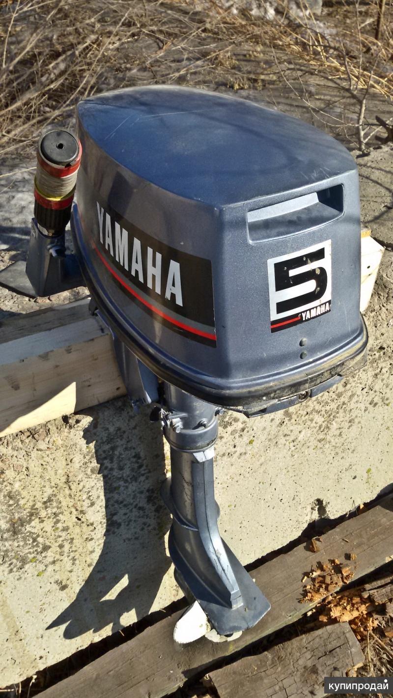 Блок зажигания лодочного мотора ямаха
