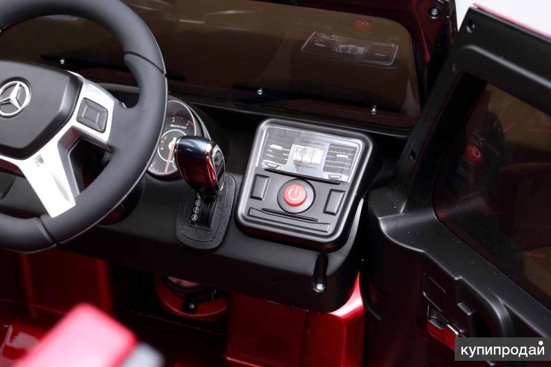 электромобиль гелендваген mercedes amg g65