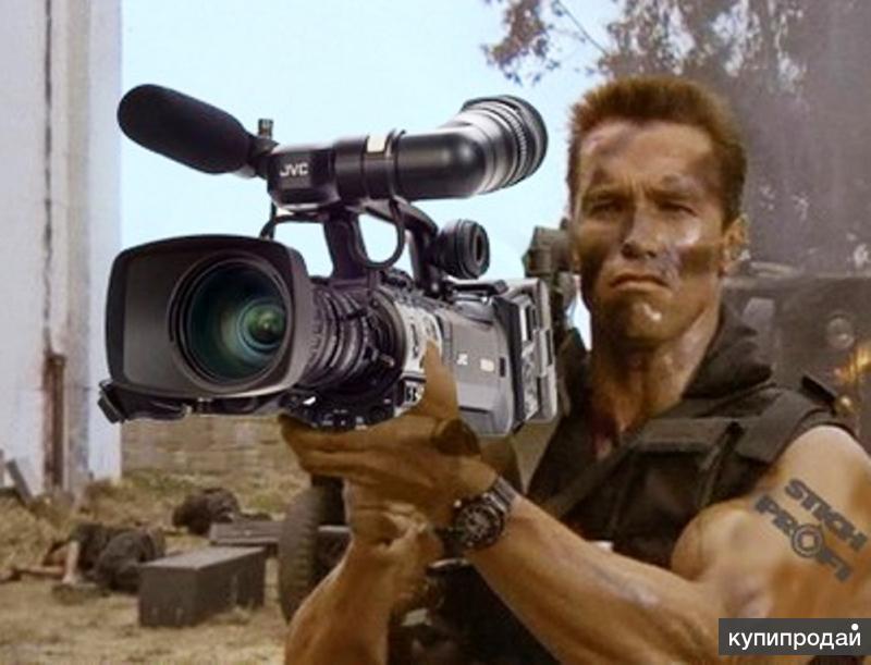 Смешные картинки видеооператоров