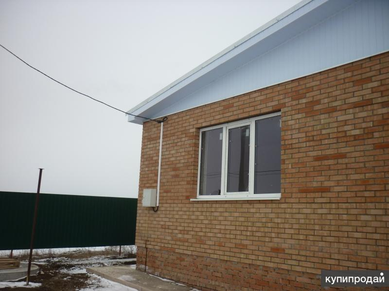 Продам новый дом 74м2 с. Николаевка