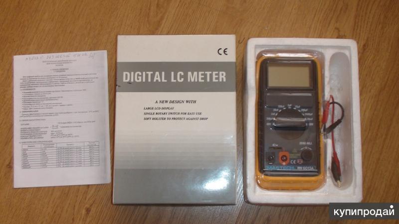 Измеритель емкости MY6013A
