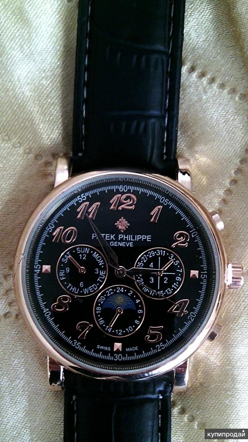 Часы Patek Philippe Chronograph Moon Phase