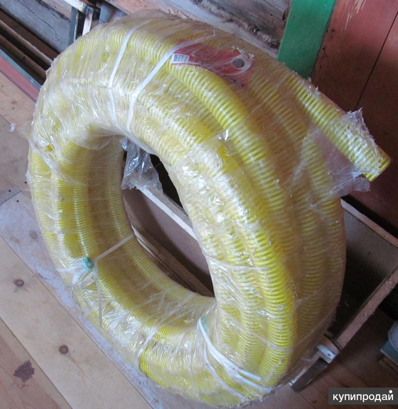шланг спиральный напорно всасывающий пищевой