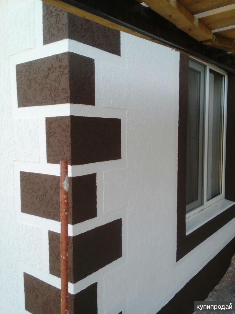 картинки фасада дома пенопласт поглядывал терпуг