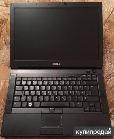Распродажа Ноутбук из Германии Dell Latitude E6410