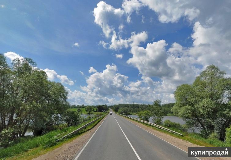 Земельный участок 5 соток в деревне у Озернинского водохранилища