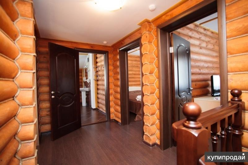 Комплексные работы по восстановлению и отделке деревянных строений, срубов.