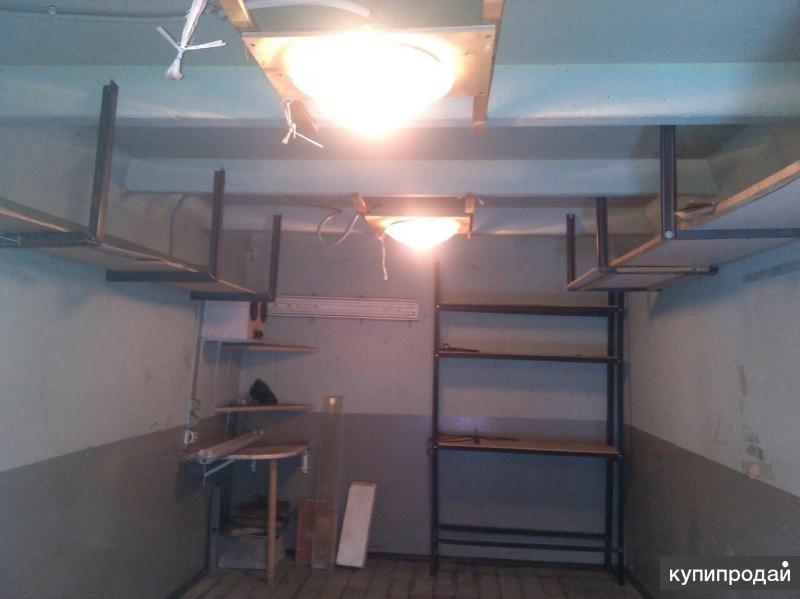 срочно! гараж 18м2 на ставропольской улице в отличном состоянии