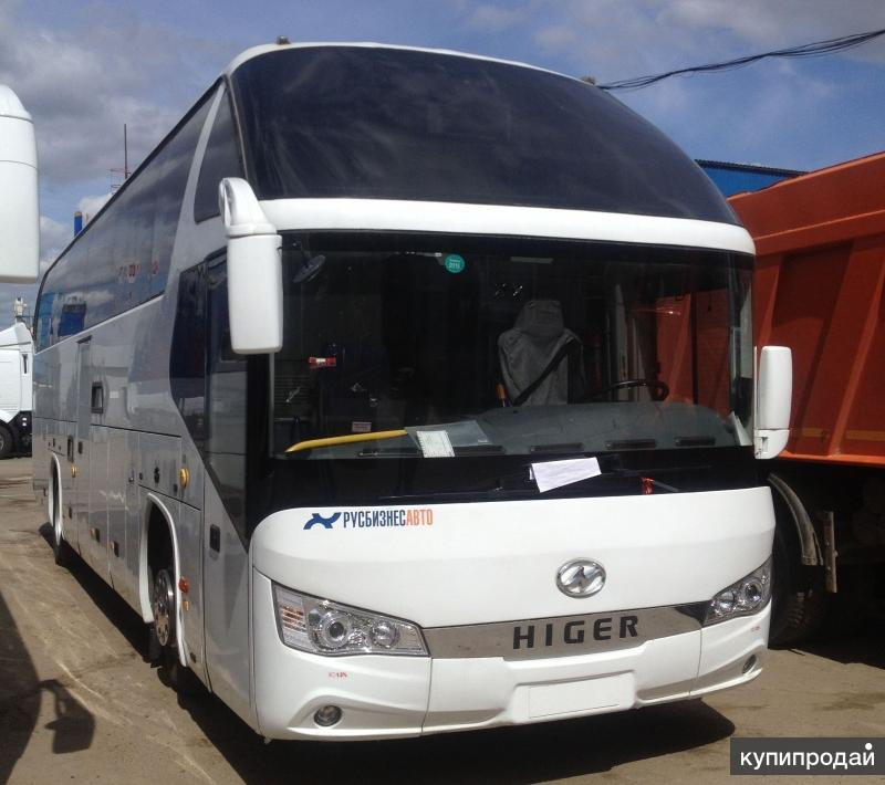 Higer KLQ 6122B, 49 мест (WC+холодильник+куллер+спальник), туристический автобус