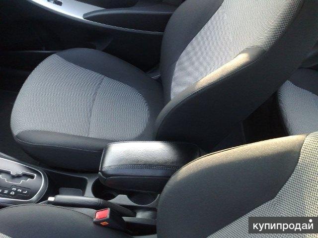 Подлокотник Hyundai Solaris 2011-2016