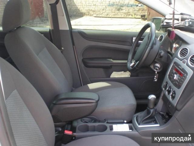Подлокотник для Ford Focus 2 выдвижная крышка