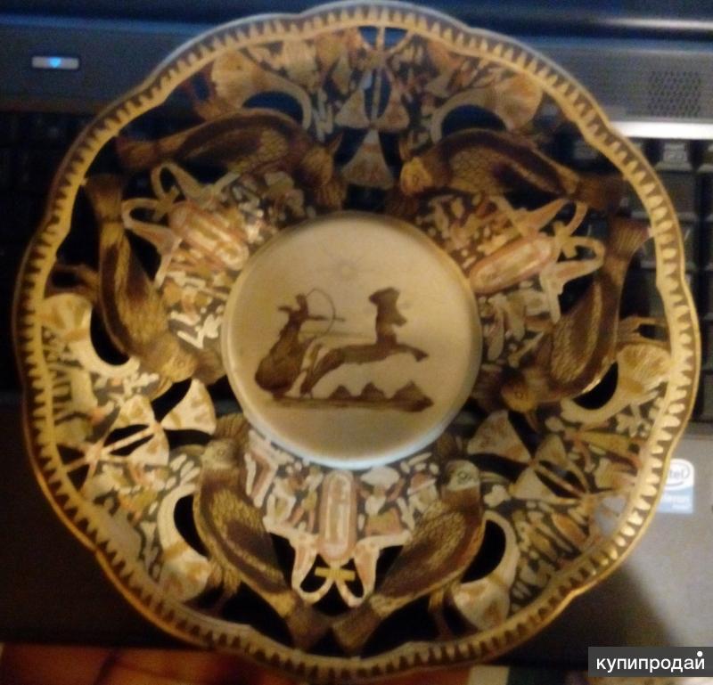 Тарелка Египетская, настенная