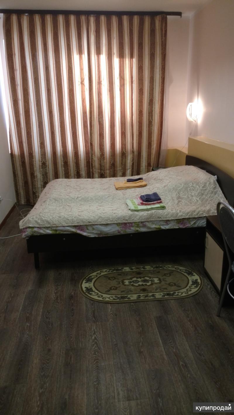 Сдаются номера в гостинице Мироновская.