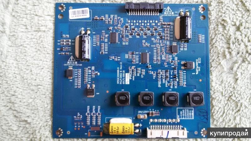 3PEGC20008B-R PCLF-D002 B Rev1.0 6917L-0061B LED driver LG42LV3700