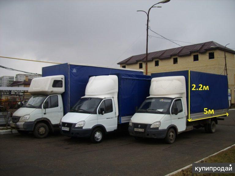 Перевозка вещей и мебели по Сызрани и области
