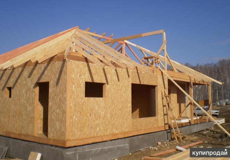 Строительство домов из сип панелей под ключ