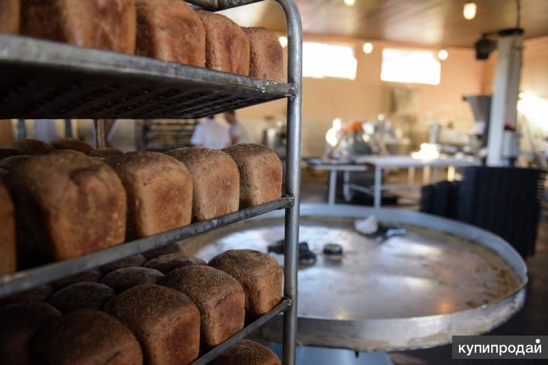 Пекарня с удобной логистикой