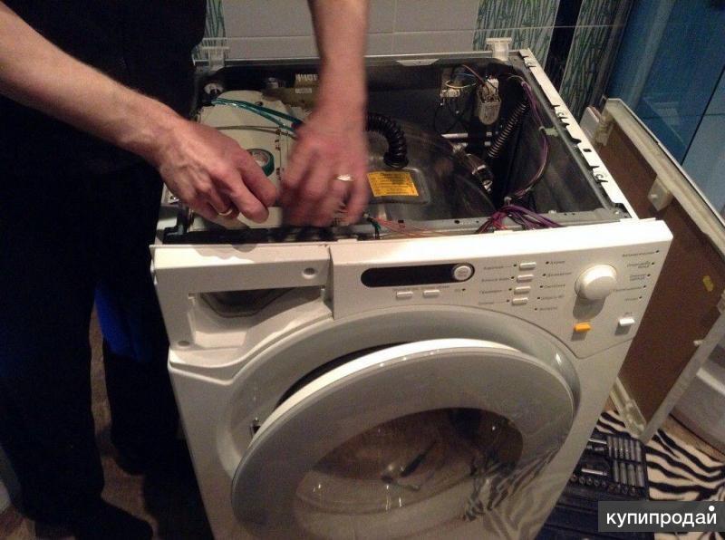 Мастер стиральных и посудомоечных машин