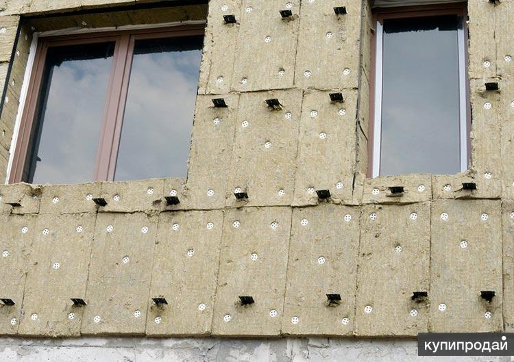 Строительная компания выполнит утепление фасада, стен в Пензе