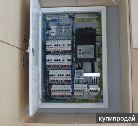 Электромонтаж,водоснабжение,отопление