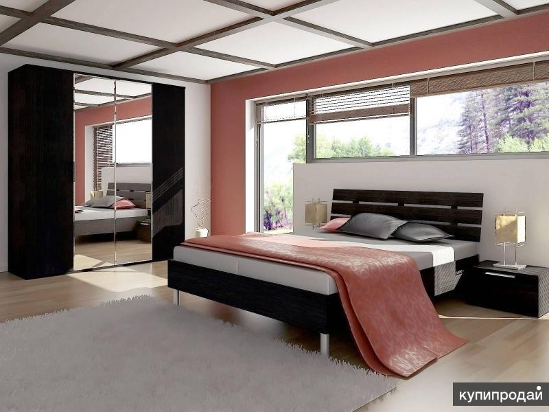 Спальный гарнитур 3-1