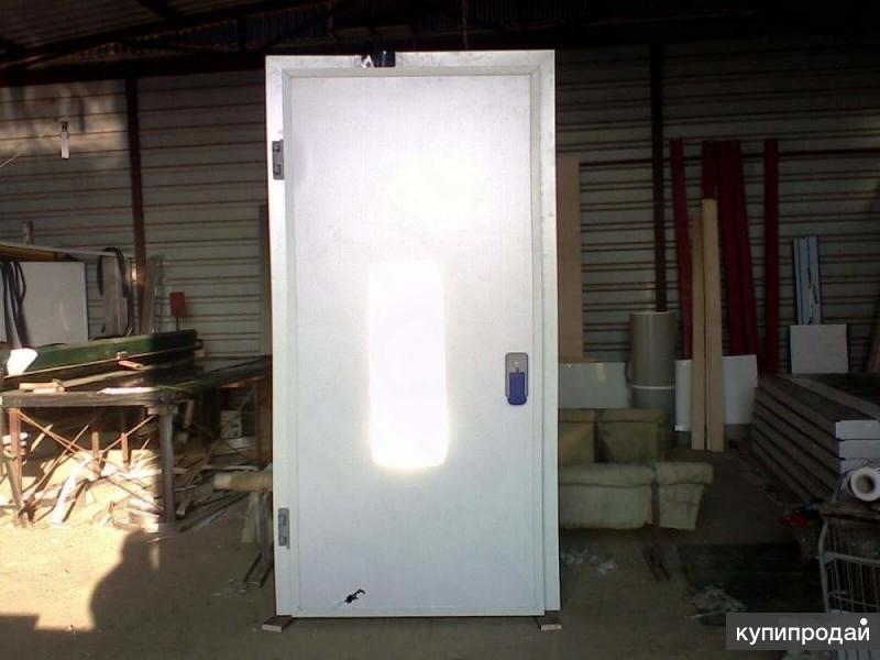 Холодильная дверь ширина 800 ппу80