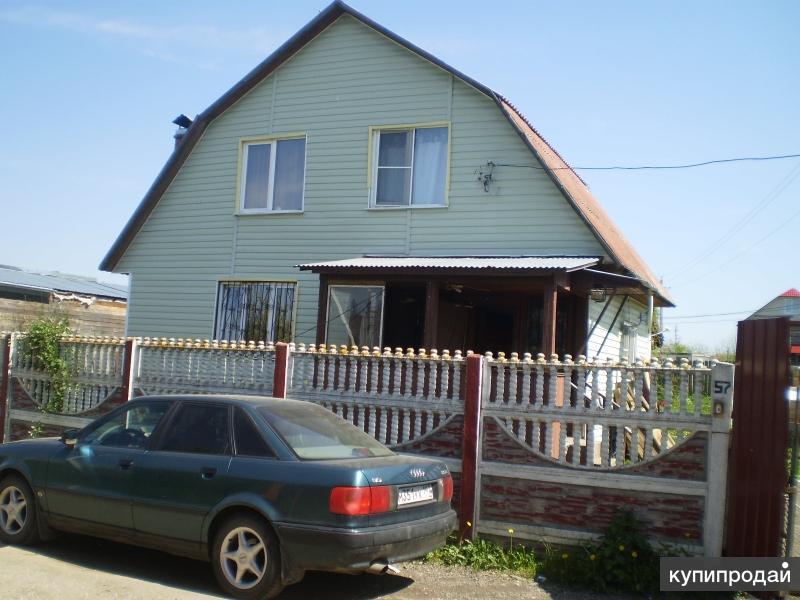 Дом 76 м2 с пропиской