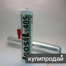 Герметик силиконовый Isosil S405 310 мл бесцветный/белый