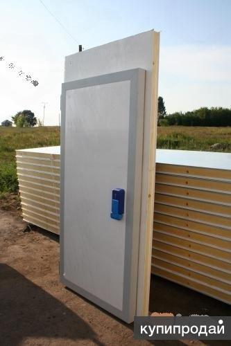 Дверь для холодильной камеры бу